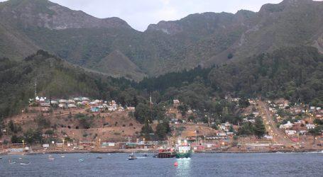 Conaf elimina especies exóticas invasoras en plazoleta de Juan Fernández