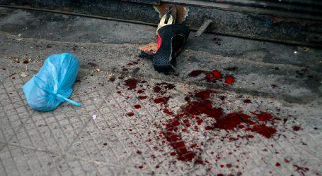 PDI investiga homicidio de hombre ocurrido en el centro de Santiago