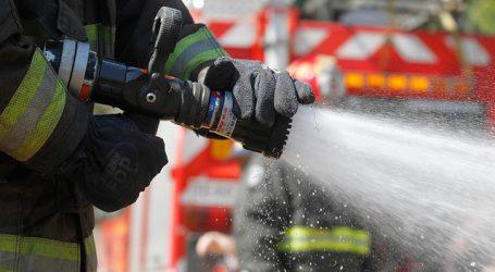 Incendio registrado en la comuna de Peñalolén dejó una víctima fatal