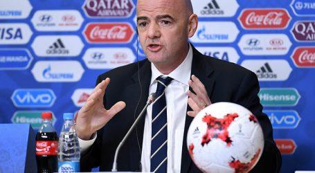 """Infantino pide """"respeto y comprensión"""" con las medidas del 'nuevo' fútbol"""