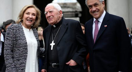 A los 104 años murió Bernardino Piñera