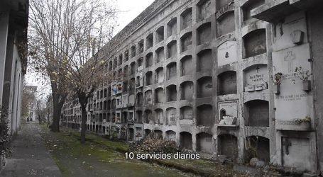 El último adiós: protocolos de cementerios durante la pandemia
