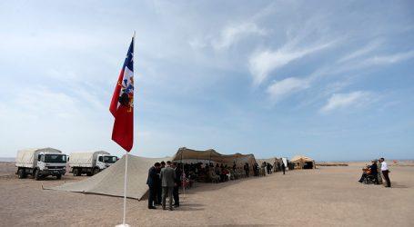 Chile concluyó exitosamente labores de desminado humanitario