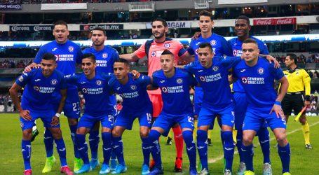 Igor Lichnovsky jugó en victoria de Cruz Azul ante Toluca