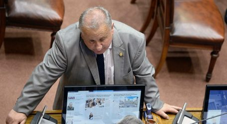 Senador José Durana votará a favor del retiro del 10% de las AFP