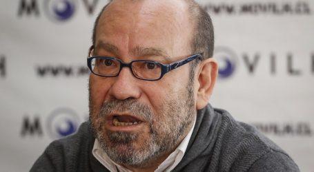 Rolando Jiménez fue electo como director de la asociación chilena de Ong's