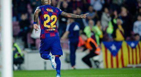Arturo Vidal aparece en la citación del FC Barcelona para visitar al Valladolid