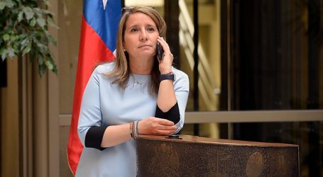 """Diputada Karin Luck propone ampliar campaña """"Mascarilla 19"""" a cajas vecinas"""