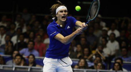 Tenis: Alexander Zverev confirma a David Ferrer como su entrenador a prueba