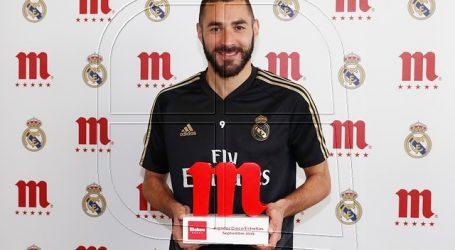 """Karim Benzema: """"Estoy en un buen momento y debería de aprovecharlo"""""""