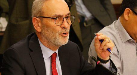 Diputado René Saffirio rechazará proyecto que busca salvar a grandes empresas