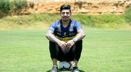 Patricio Rubio firmó su contrato con Alianza Lima