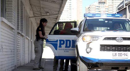 PDI detuvo a sujeto que ingresó al país tras ser expulsado de Argentina
