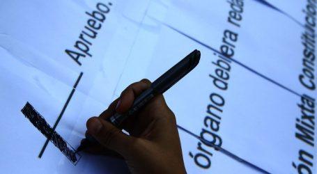 Plebiscito: Trabajan para agilizar cambios que garanticen resguardo de electores