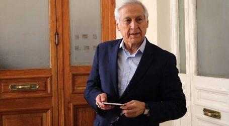 Heraldo Muñoz: Soy partidario de retiro universal del 10% del fondo de pensiones