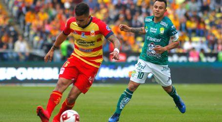 """Sebastián Vegas en su llegada Monterrey: """"Estoy súper contento de estar acá"""""""