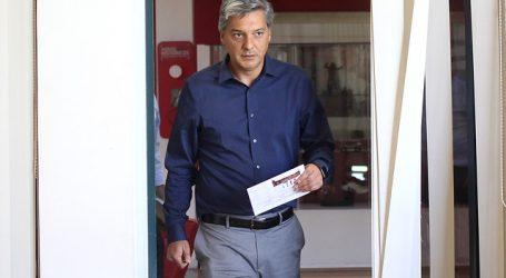 """Sebastián Moreno: """"Hoy es un día triste para el fútbol chileno"""""""