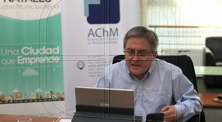 AChM pidió no aplicar veto a ley que impide corte de suministros básicos