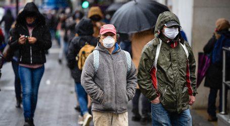 Alerta Temprana Preventiva para La Araucanía por evento meteorológico