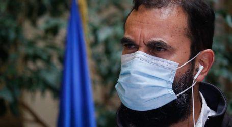 Hugo Gutiérrez recibe apoyo transversal de oposición ante proceso de destitución