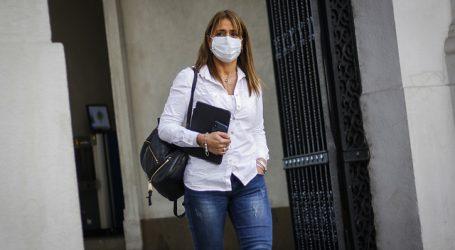 """Van Rysselberghe emplazó al Gobierno por """"violencia terrorista en Arauco"""""""