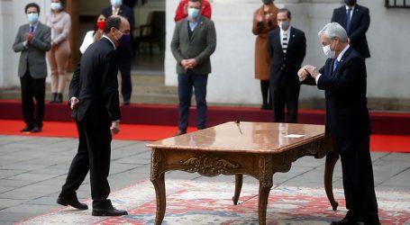 Presidente Piñera estaría preparando un inminente nuevo cambio de Gabinete