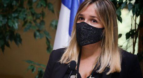 Hoffmann pide al Gobierno permitir a Bachelet asistir al funeral de su madre