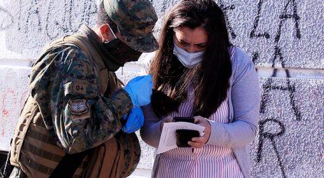 PDI de San Antonio detuvo a mujer que infringió cuarentena por cuarta vez