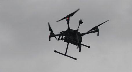 Gracias a un dron hallan con vida a adulto mayor extraviado en Cauquenes