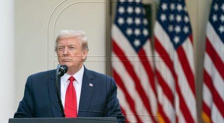 Trump deja los grandes actos de campaña y comienza ronda de videoconferencias