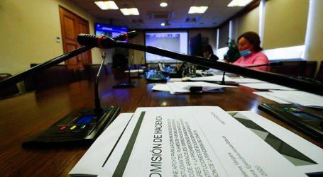 Comisión de Hacienda despachó proyecto de medidas tributarias para reactivación