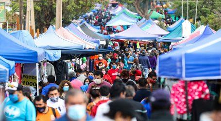 Feriantes de la Región Metropolitana tendrán resultados de PCR en 48 horas