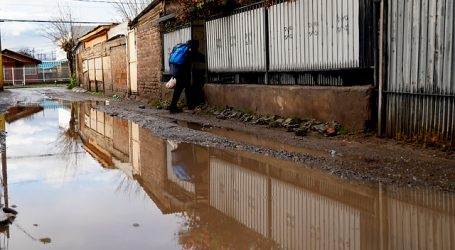 ONEMI actualiza Alerta Temprana Preventiva para la RM por lluvias