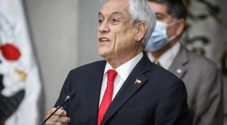 Encuesta Criteria: Aprobación del Presidente Sebastián Piñera cayó a un 17%