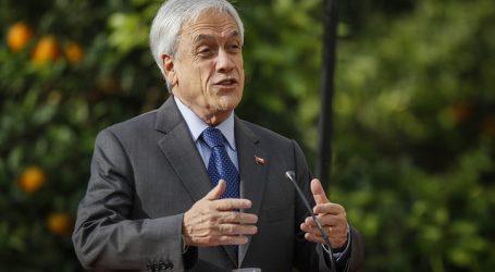 Presidente Piñera promulgó ley que limita la reelección de autoridades