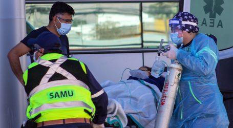COVID-19: Chile superó las 6.500 muertes y registra más de 303 mil contagios