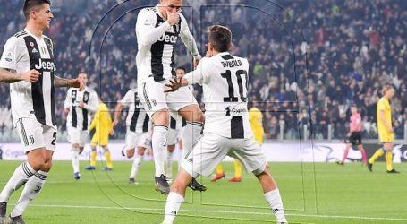 Serie A: Cristiano Ronaldo pone a la Juventus camino del 'Scudetto'