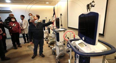 COVID-19: Autoridades de Salud entregaron equipamiento para Los Lagos