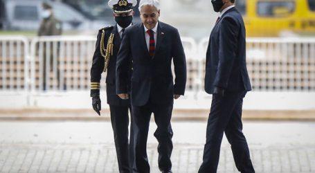 Cadem: Aprobación del Presidente Sebastián Piñera cayó a un 23%