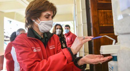Daza realiza visita a Valparaíso para fortalecer el sistema de trazabilidad