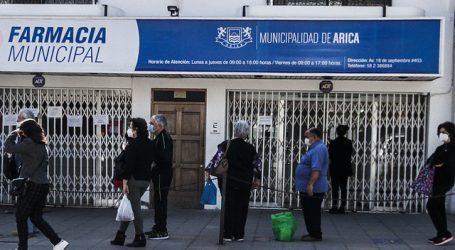 Insulza (PS) hizo llamado al autocuidado ante nueva cuarentena para Arica