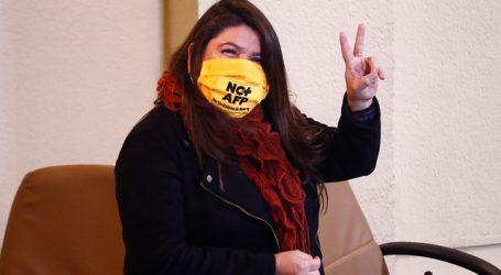 """Diputada Mix: """"El Gobierno comienza hoy su campaña a favor del Rechazo"""""""
