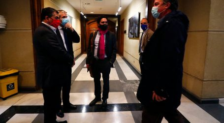 DC solidariza con Walker e ingresará querella por amenaza de muerte