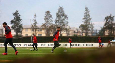 Colo Colo confirmó que jugador del plantel está contagiado de coronavirus