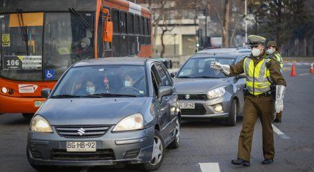 Flujo vehicular en la capital aumentó un 4,7% en la última semana