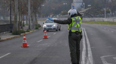 Carabineros reportó 1.611 personas detenidas en la última jornada