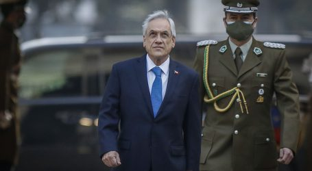 Cadem: Aprobación del Presidente Sebastián Piñera cayó a un 16%