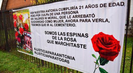 Martín Pradenas fue formalizado por la violación de Antonia Barra