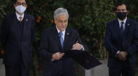 """Presidente Piñera y retiro del 10%: """"No siento que uno experimente una derrota"""""""