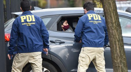 Martín Pradenas fue trasladado a la cárcel para cumplir la prisión preventiva